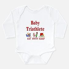Baby Triathlete Body Suit
