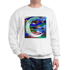 Crescent Moon Sweater