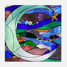 crescentmoon Tile Coaster