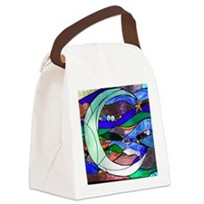 crescentmoon Canvas Lunch Bag