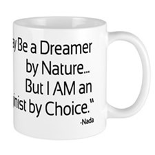 Dreamer by Nature Mug