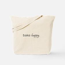 Bake Happy Tote Bag