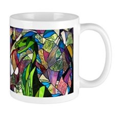 Stained Glass Mystic Dragon Mug