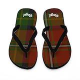 Boyd tartan Flip Flops