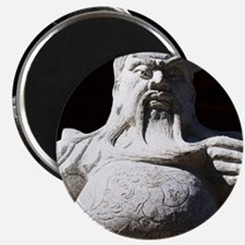 Stone Man  Magnet
