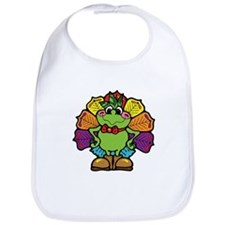 Country Style Turkey Froggy Bib