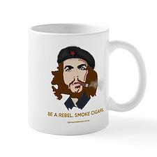 Che Guevara Smoke Cigars Mugs