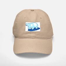 BLUE BEAR/BLUE SHADOW Baseball Baseball Cap