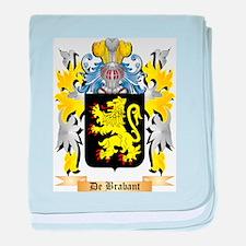 De Brabant baby blanket