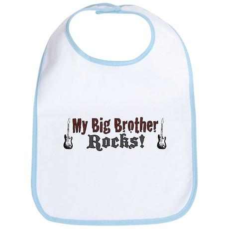 Big Brother Rocks Bib
