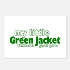 Little Green Jacket Postcards (Package of 8)