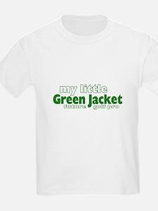 Little Green Jacket T-Shirt