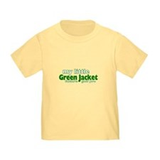Little Green Jacket T