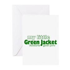 Little Green Jacket Greeting Cards (Pk of 10)