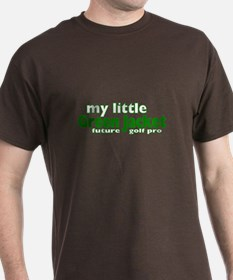 Little Green Jacket T-Shirt