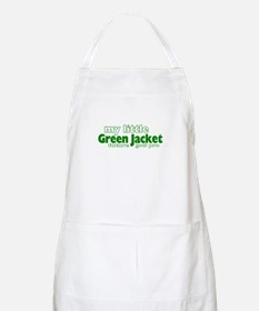Little Green Jacket BBQ Apron
