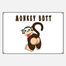 Monkey Butt New Begining Banner