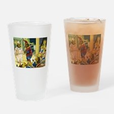 Stage Performance in Animal Land Drinking Glass