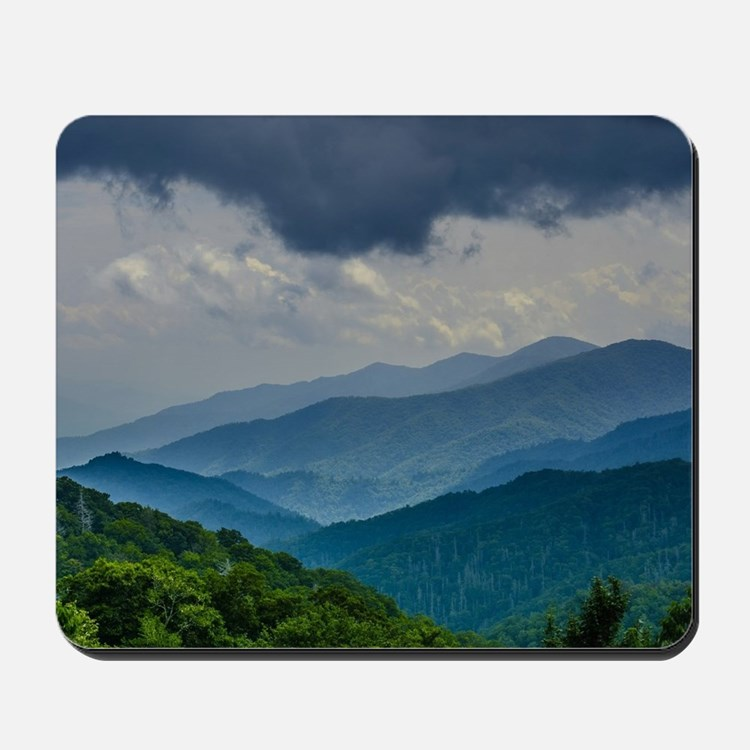 Mountains Landscape Mousepad