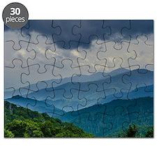 Mountains Landscape Puzzle