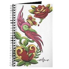 Swallow Crown Tattoo Journal