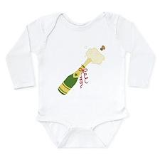 Champagne Bottle Body Suit