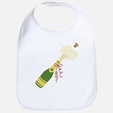 Champagne Bottle Bib