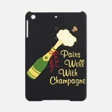 Pairs Well With Champagne iPad Mini Case