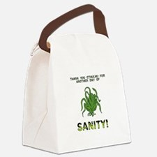 Thank You Cthulhu Canvas Lunch Bag