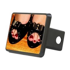 Fabulous Shoes, Sexy Toes Hitch Cover