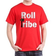 Roll Tribe Red T-Shirt