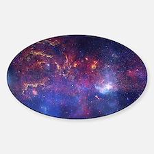 Space Sticker (Oval)