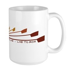 Live To Row Mugs