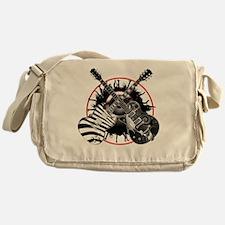 Wild & Free  Messenger Bag