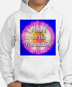 Blessed Are The Peacemakers F Hoodie