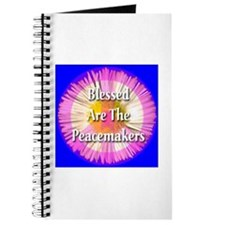 Blessed Are The Peacemakers F Journal