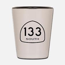 133 South Shot Glass