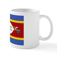 Swaziland Flag Mug