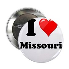 "I Love Missouri 2.25"" Button (100 pack)"