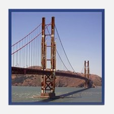 Bassoon Bridge - Tile Coaster