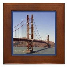 Bassoon Bridge - Framed Tile