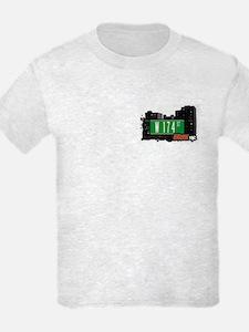 W 174 St, Bronx, NYC T-Shirt