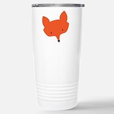 Fox Head Travel Mug