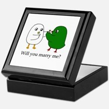Will you marry me? Keepsake Box