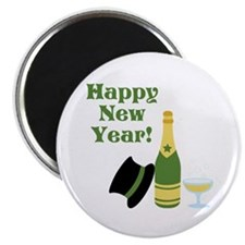 Happy New Year! Magnets