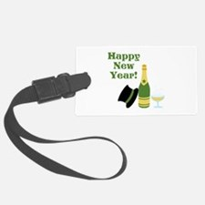 Happy New Year! Luggage Tag