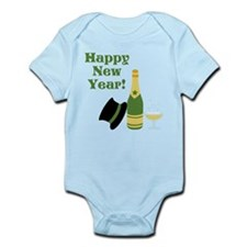 Happy New Year! Body Suit
