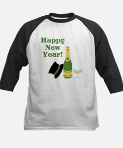 Happy New Year! Baseball Jersey