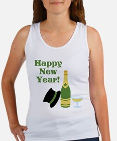 Happy New Year! Tank Top