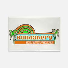 Bundaberg, Australia Rectangle Magnet